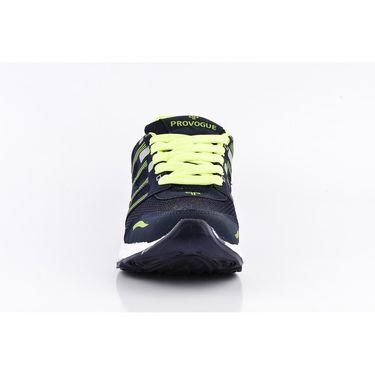 Provogue Mesh Sport Shoes Pv1097-Navy & Lt.Green-40