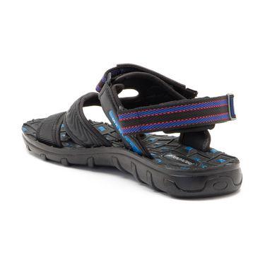 Provogue Mens Floater Sandals Pv1108-Blue & Black