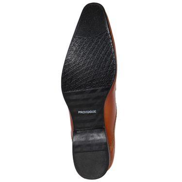 Provogue Tan Formal Shoes -yp06
