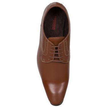 Provogue Tan Formal Shoes -yp15