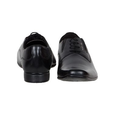 Provogue Black Formal Shoes -yp54