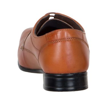 Provogue Tan Formal Shoes -yp82