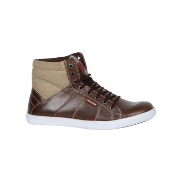 Provogue Brn-Beige Sneakers Shoes -yp91