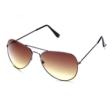 Pack of 2 Royal Son Aviator Sunglasses_WHAT16070