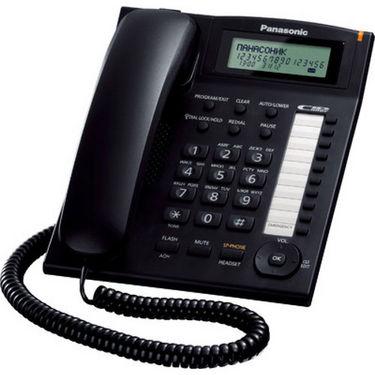 Panasonic KX-TS880MXB Corded Phone - Black