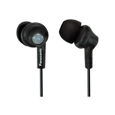 Panasonic RP-HJE270E-K In-Ear Canal Earphone for iPods,MP3