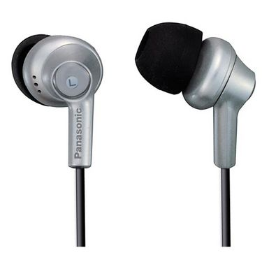 Panasonic RP-HJE270E-S In-Ear Canal Earphone for iPods,MP3