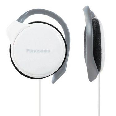 Panasonic RP-HS46E-W Clip Type Earphone for iPods, MP3
