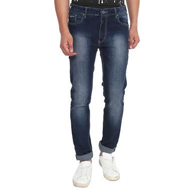 Pepe Slim Fit Cotton Jeans For Men_Pb - Blue