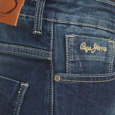Pepe Slim Fit Cotton Jeans For Men_Pdb - Dark Blue