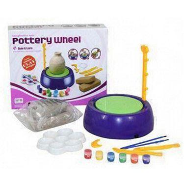 Pottery Wheel Set