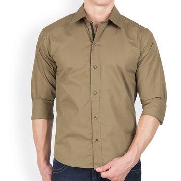 Pack of 5 Incynk Plain Cotton Shirt_qsc63
