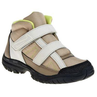 Quechua Arpenaz 50 Mid Shoes Boy - 10.5