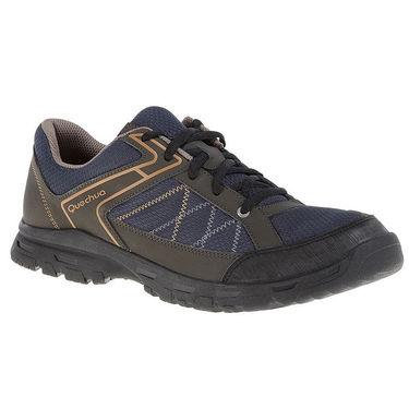 Quechua Hiking Black Shoes - 9.5 UK