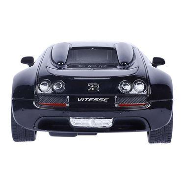 Bugatti Veryon 16.4 Grand 1:24 Remote Control Toy Car Model - Black