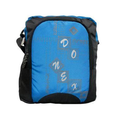 Donex Nylon Travel Accessories RSC450 -Light Blue & Grey