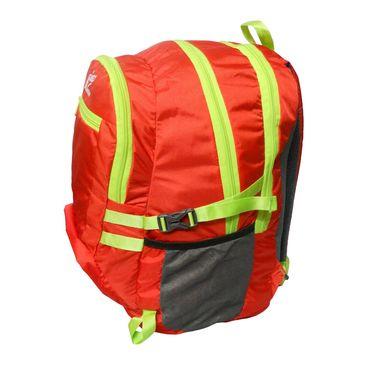 Donex Orange Laptop Backpack -RSC758