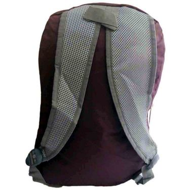 Donex Small size light weight College Backpack Purple_RSC00852