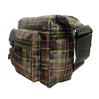 Donex Beautiful Printed Unisex Messenger Bag Multicolor _RSC00944