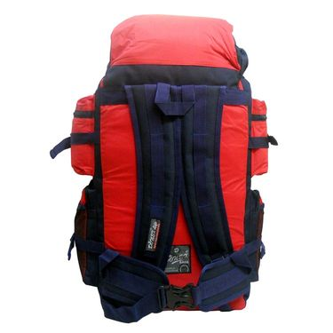 Donex Water Resistant High quality 43 litre Rucksack in Royal blue & Red Color_RSC00951