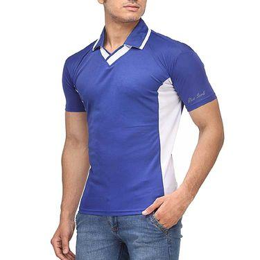 Pack of 3 Rico Sordi Half Sleeves Plain Tshirts_RSD730