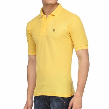 Pack of 3 Rico Sordi Half Sleeves Plain Tshirts_RSD751