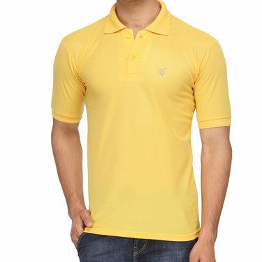 Pack of 10 Rico Sordi Half Sleeves Plain Tshirts_RSD758