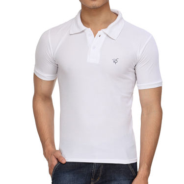 Pack of 3 Rico Sordi Half Sleeves Plain Tshirts_RSD761