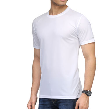 Pack of 6 Rico Sordi Half Sleeves Plain Tshirts_RSD763