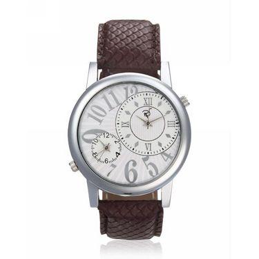Rico Sordi Analog Wrist Watch - White_RSMW_L4DT