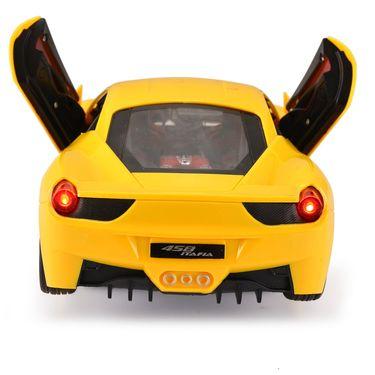 Full Function RC 1:10 Racer Car 458 with Gravity Sensing Steering Wheel Remote