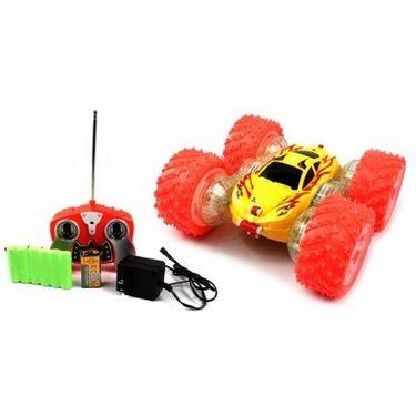 Radio Control Double Sided Stunt Racing Car