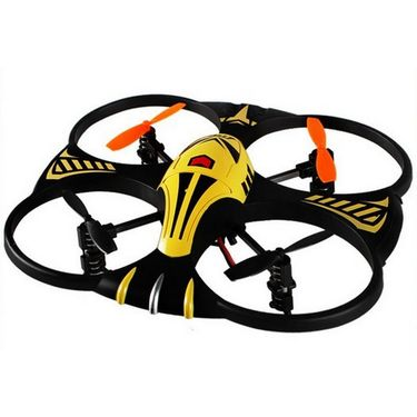 4 Channel RC Defender UFO Quadcopter with Remote