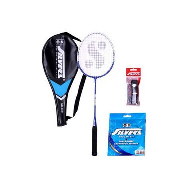 Silver's Pack of 1 Badminton Combo - SB-818