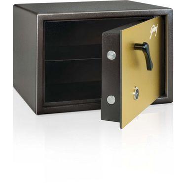 Godrej Premium Coffer Brown Mechanical Safe