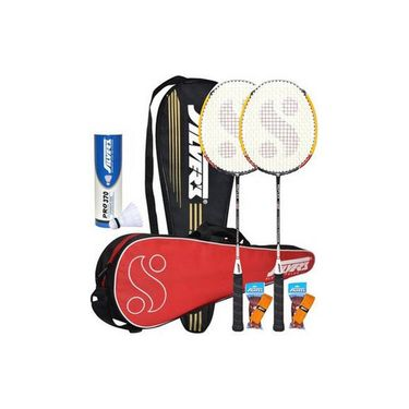 Silver's Pack Of 1 Badminton Combo-Multicolor