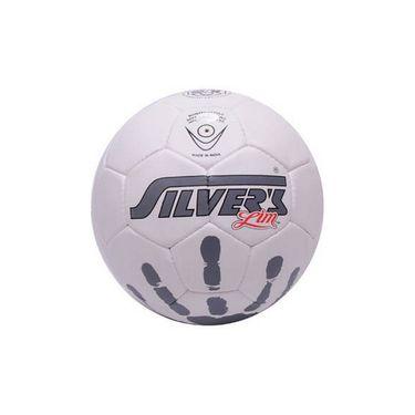 Silver's (Size-4) Lim Silvblim Volleyball - White