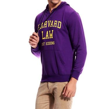 Brohood Cotton Blend Full Sleeves Casual Sweatshirt For Men_skh33026 - Purple