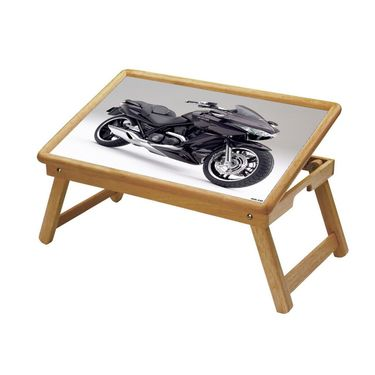 Shopper52 Foldable Wooden Study Table For Kids-STUDY038