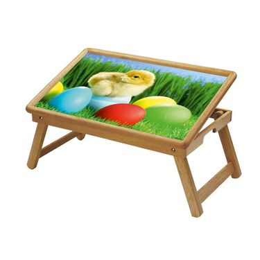 Shopper52 Foldable Wooden Study Table For Kids-STUDY067