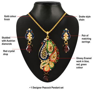 Sampoorna Vivah Heavy 12 Jewellery Set