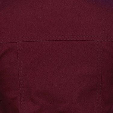 ShopperTree Plain Waist Coat for Boy - Maroon