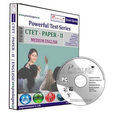Practice Guru CTET Paper II - Smart-047
