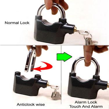 Padlock Motion Sensor