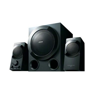 Sony SRS-D9 Multimedia Speaker - Black