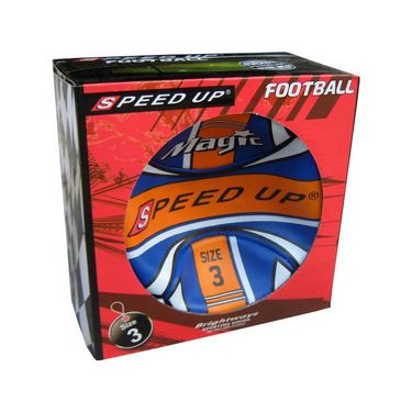 Speed Up Magic Blue Football Size - 3