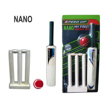 Speed Up NANO Cricket Set