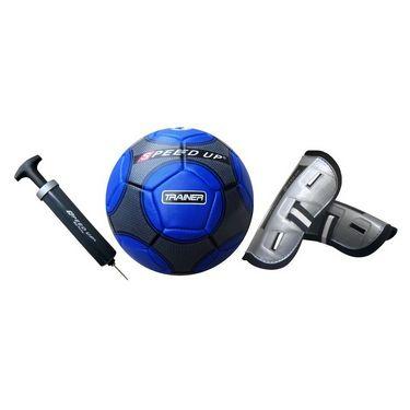Speed Up 3 Pcs Blue Football Set Size - 5