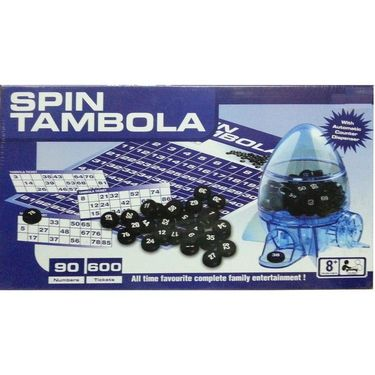 Spin Tambola with Automatic Dispenser Counter