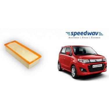 Speedwav Zip Original Fit Car Air Filter - Maruti Wagon R Stingray 2013